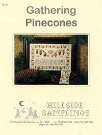 Gathering Pinecones